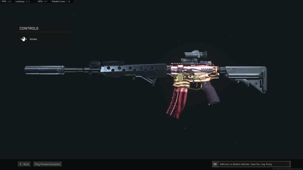 Best M4A1 loadout in Call of Duty Warzone