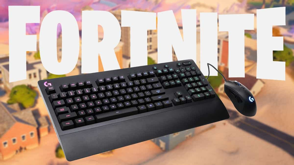 Fortnite Mouse and Keyboard