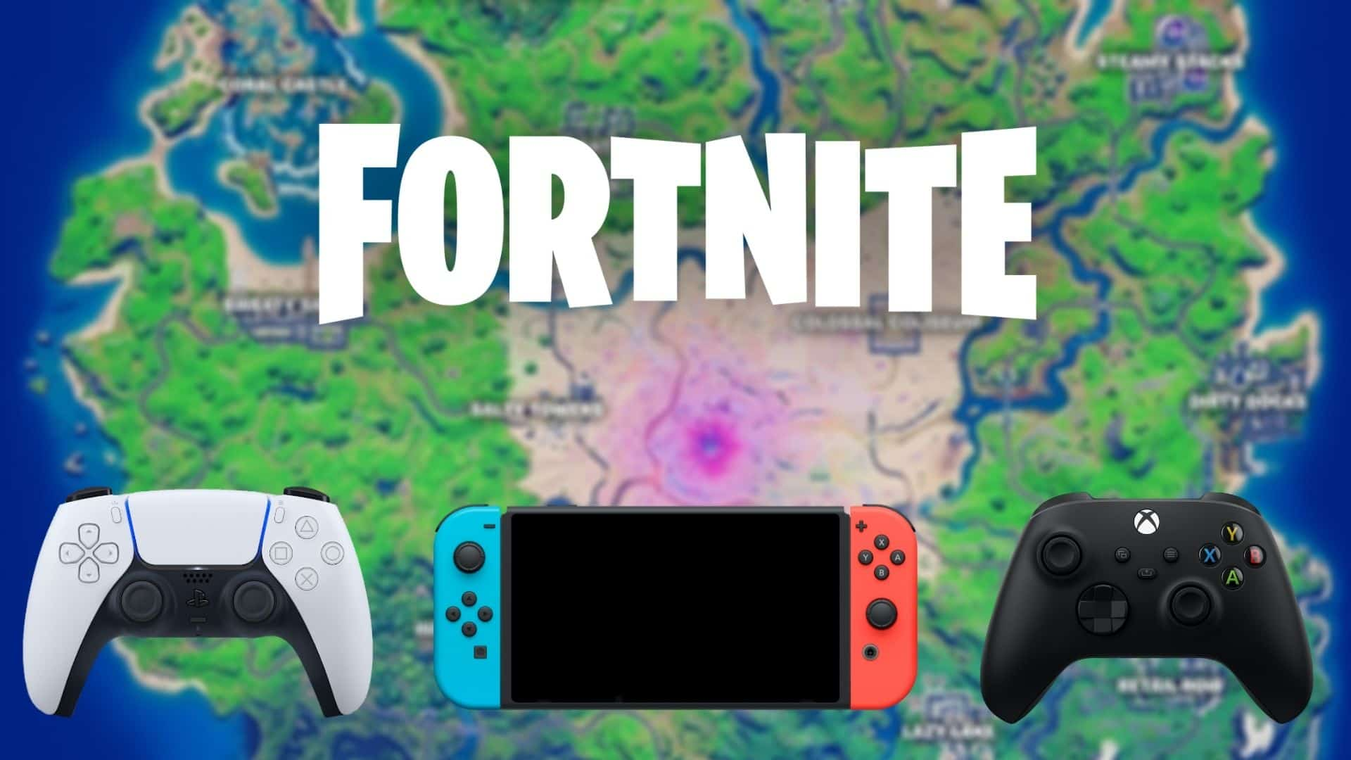 How To Play Fortnite With Other Consoles How To Merge Fortnite Accounts To Play On Playstation Xbox Switch Charlie Intel