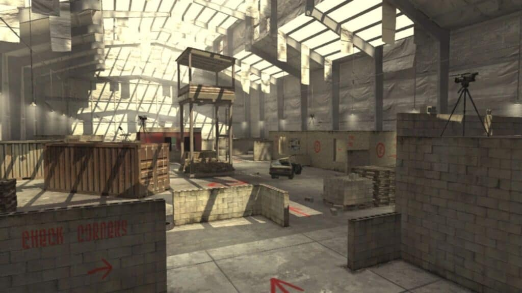 killhouse map in call of duty