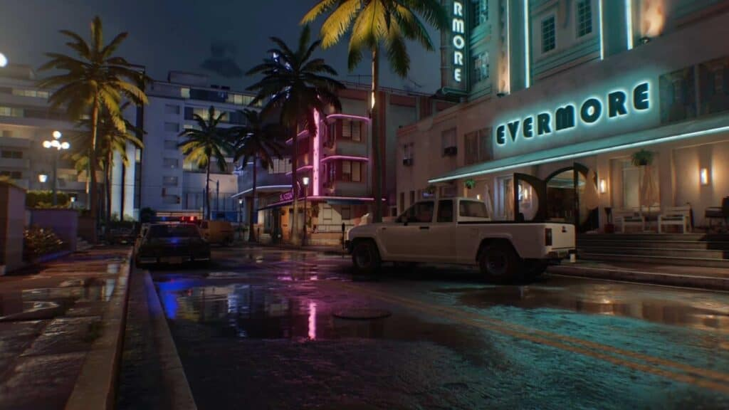 Miami in Black Ops Cold War