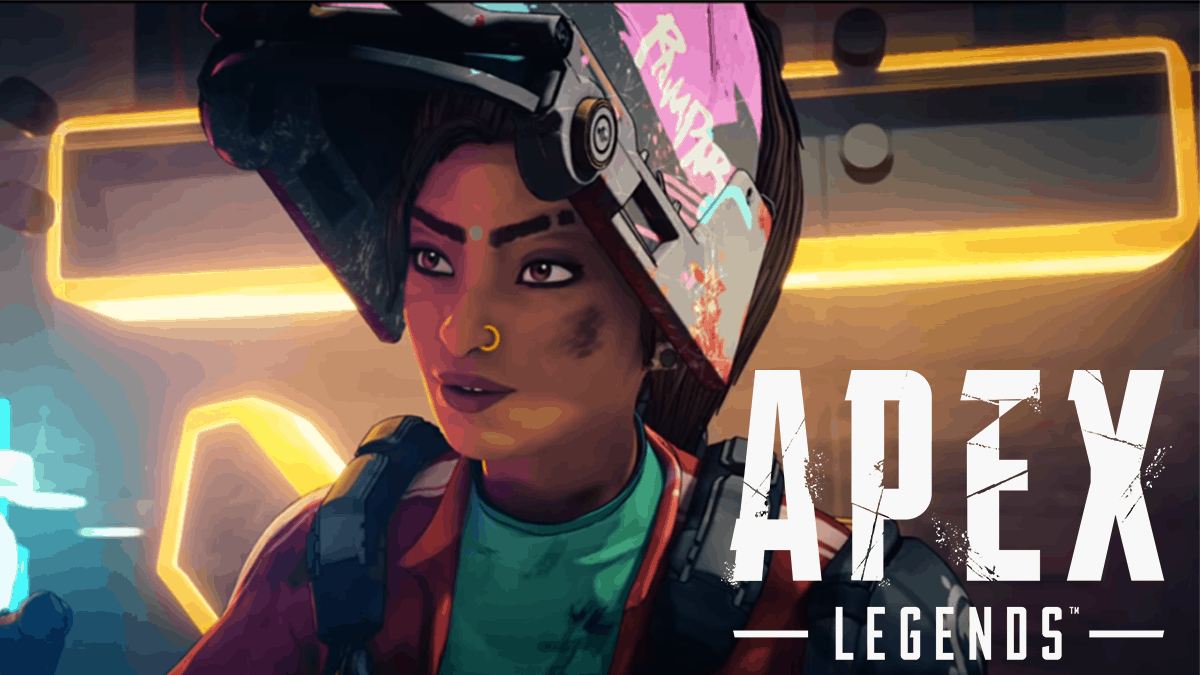 Rampart Apex Legends