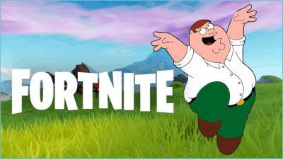 Peter Griffin in Fortnite