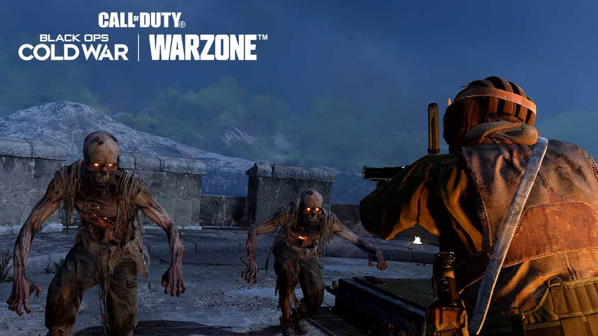Warzone zombies