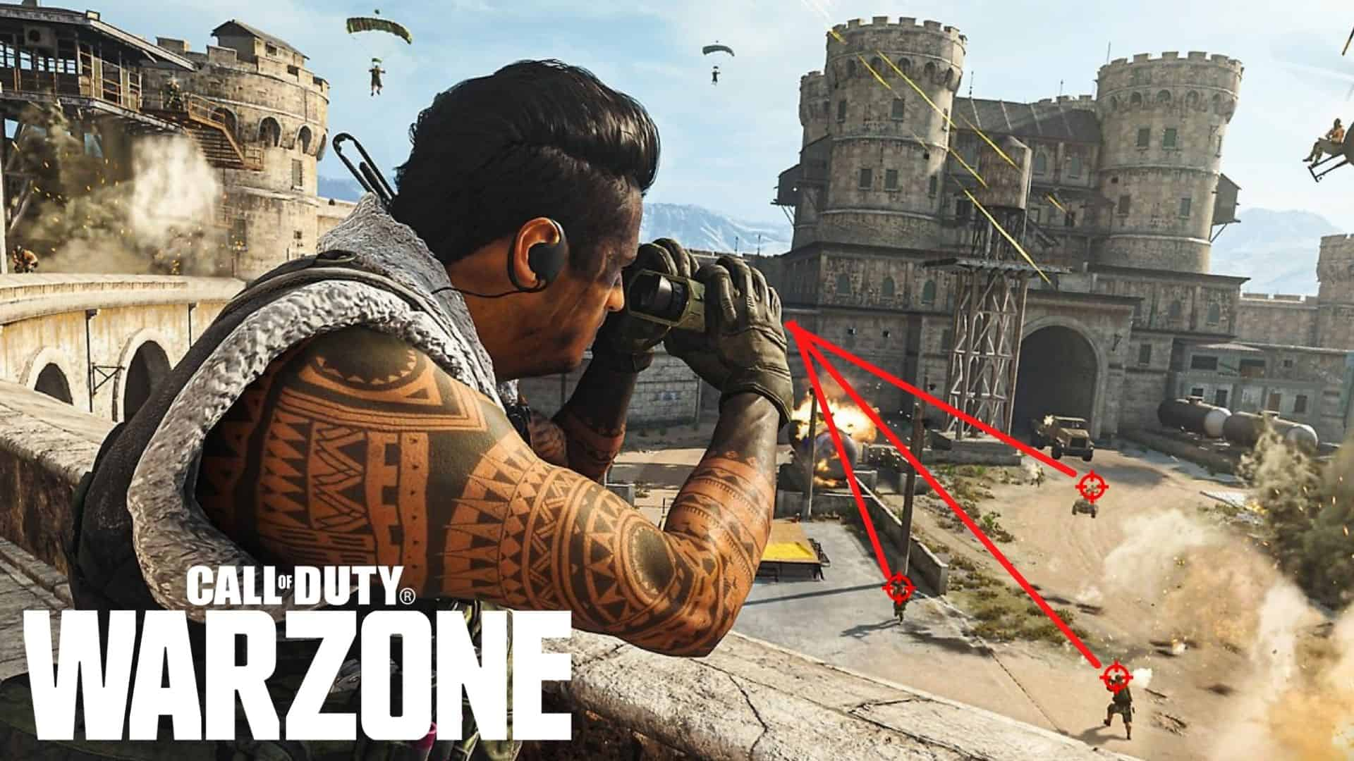 warzone hackers cheater cod