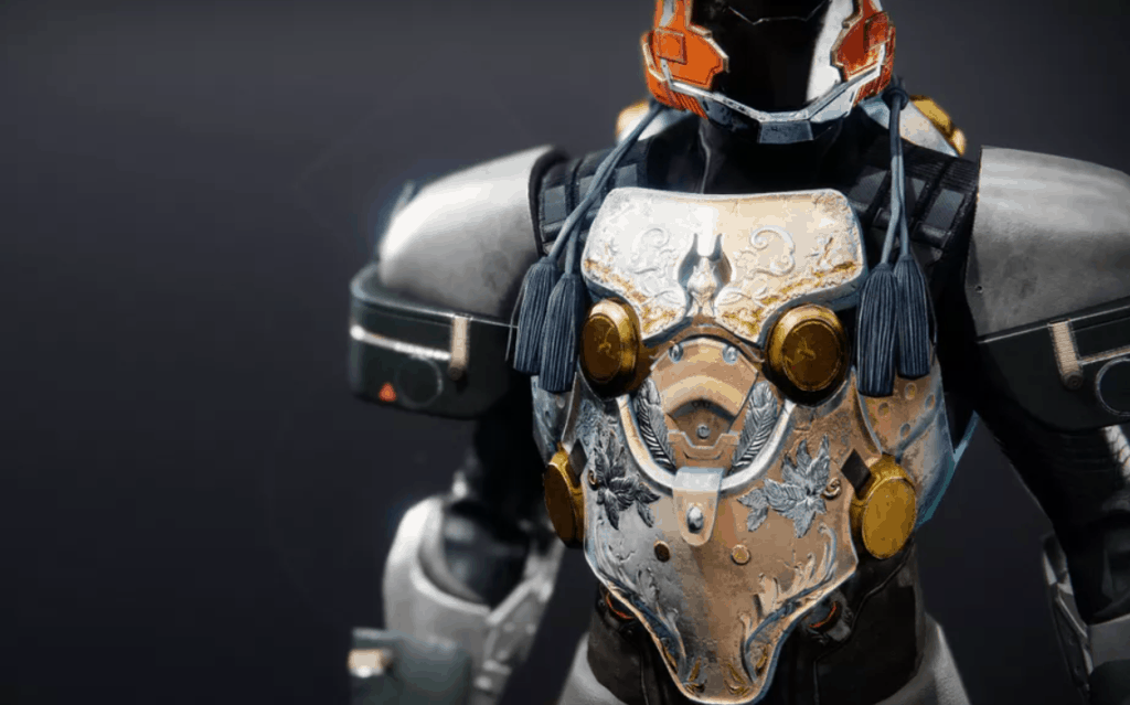 Cuirass of the Falling Star in Destiny 2 Season of the Chosen