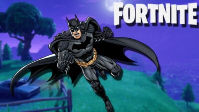 Batman X Fortnite Season 5