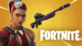 Mave and Storm Scout in Fortnite