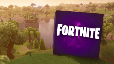 Kevin the cube in Fortnite
