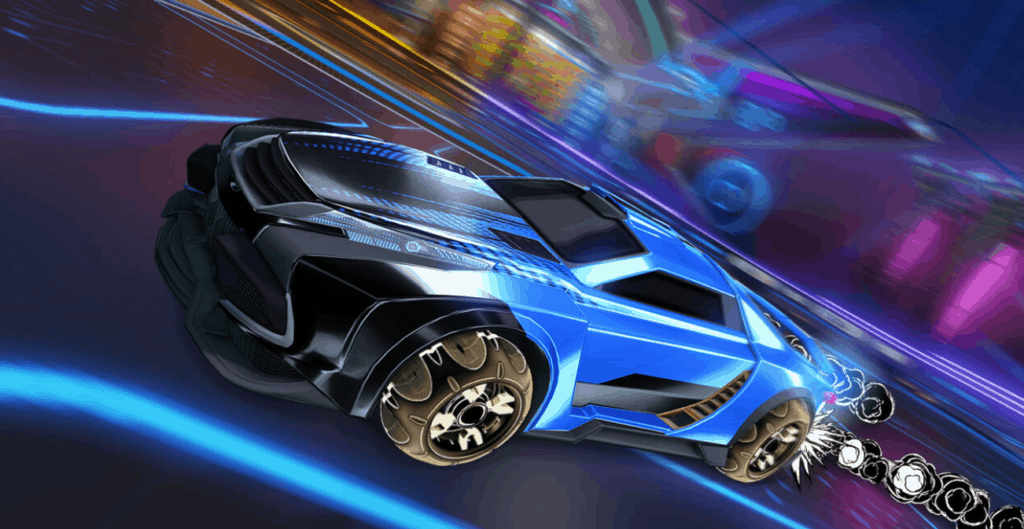 Tygris in Rocket League