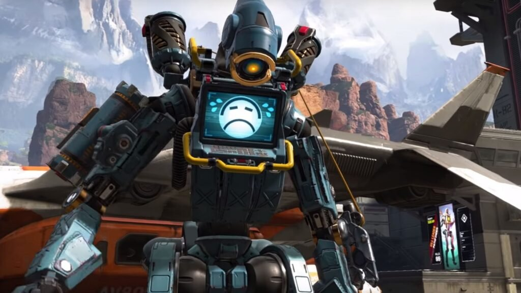 apex legends character pathfinder