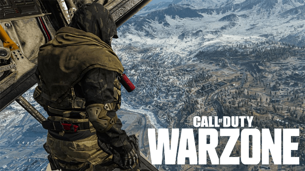 New Warzone texture pack