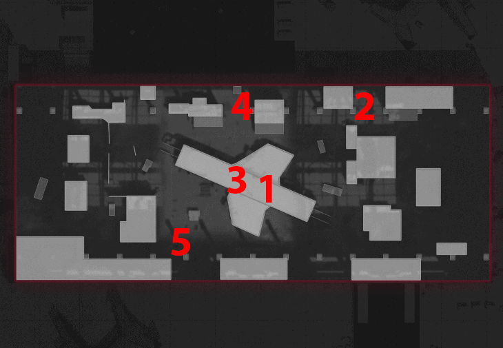 Checkmate Hardpoint Rotations