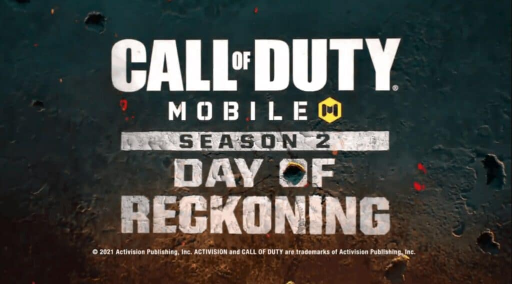 Dia do Juízo no Cod Mobile