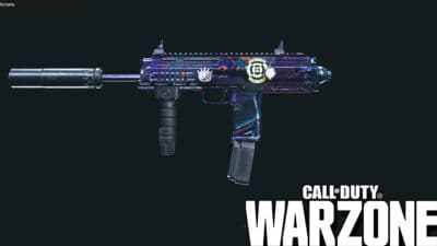 MP7 Loadout for CoD: Warzone